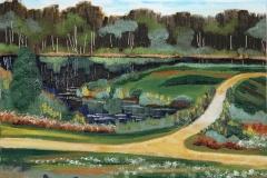 Prairie Oaks Path